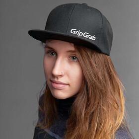 GripGrab Icon Casquette Snapback, black